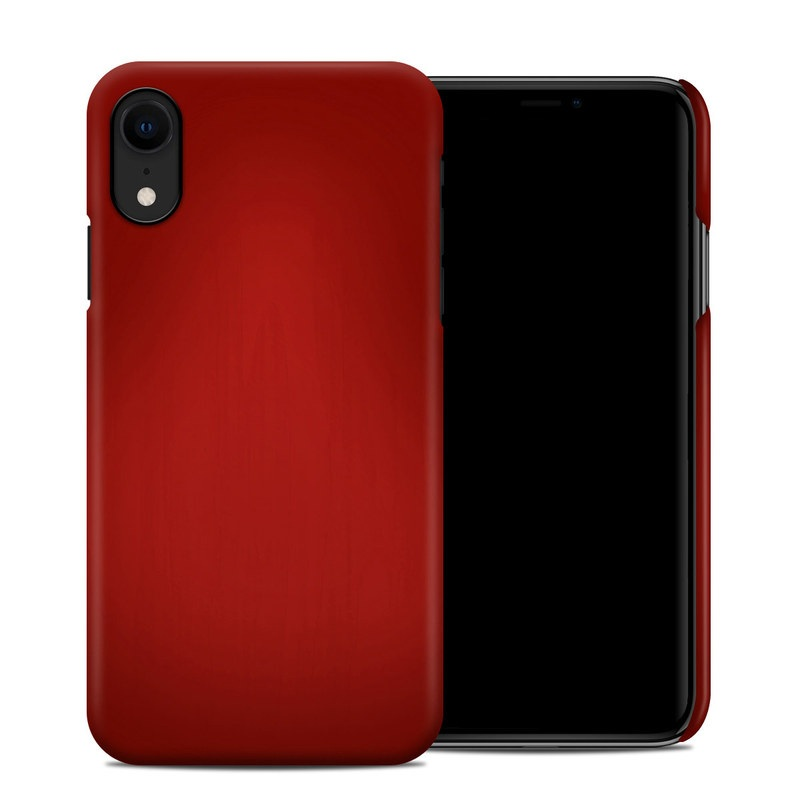 iPhone XR Clip Case design of Red, Maroon, Orange, Brown, Peach, Pattern, Magenta with red colors