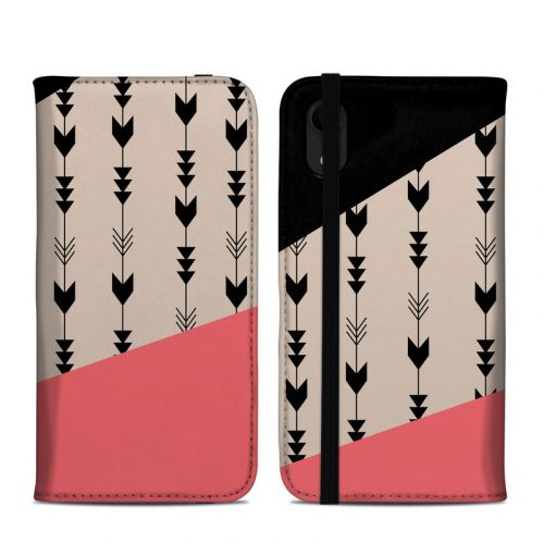 Arrows iPhone XR Folio Case