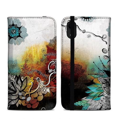Frozen Dreams iPhone XR Folio Case