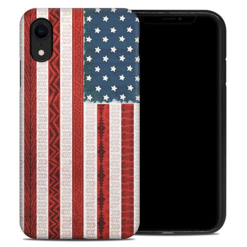 American Tribe iPhone XR Hybrid Case