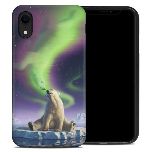 Arctic Kiss iPhone XR Hybrid Case