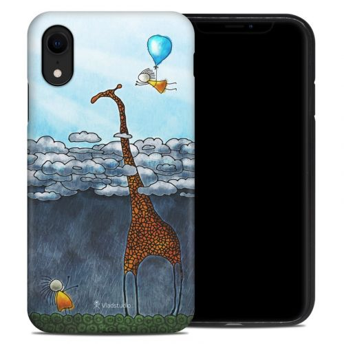 Above The Clouds iPhone XR Hybrid Case