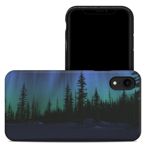 Aurora iPhone XR Hybrid Case