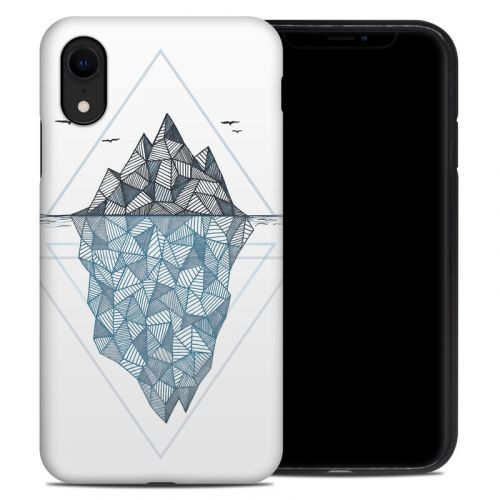 Iceberg iPhone XR Hybrid Case