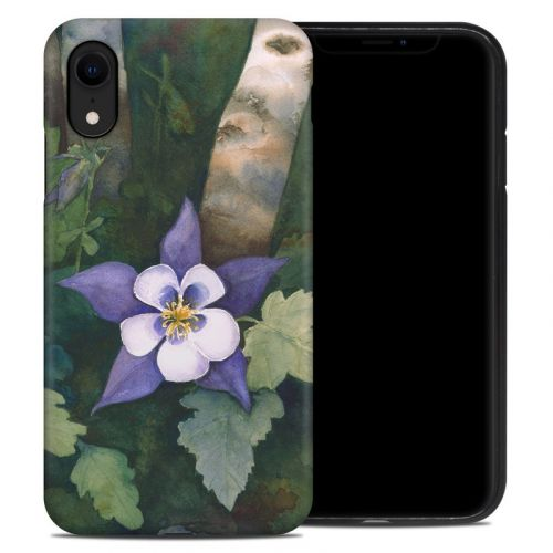 Colorado Columbines iPhone XR Hybrid Case