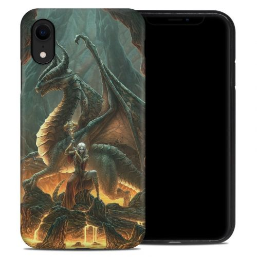 Dragon Mage iPhone XR Hybrid Case
