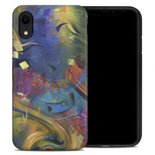 Fascination iPhone XR Hybrid Case