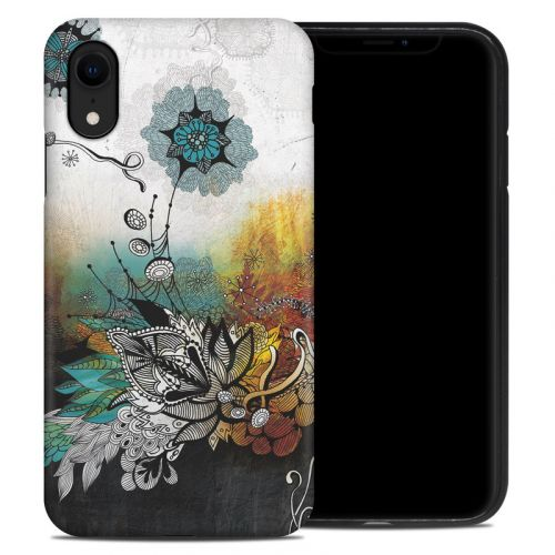 Frozen Dreams iPhone XR Hybrid Case