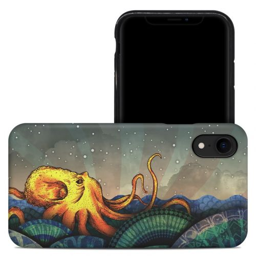 From the Deep iPhone XR Hybrid Case