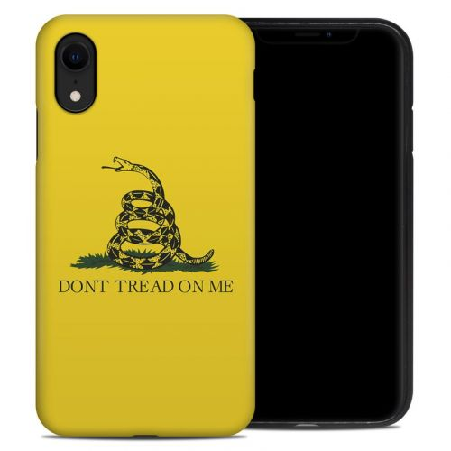 Gadsden Flag iPhone XR Hybrid Case