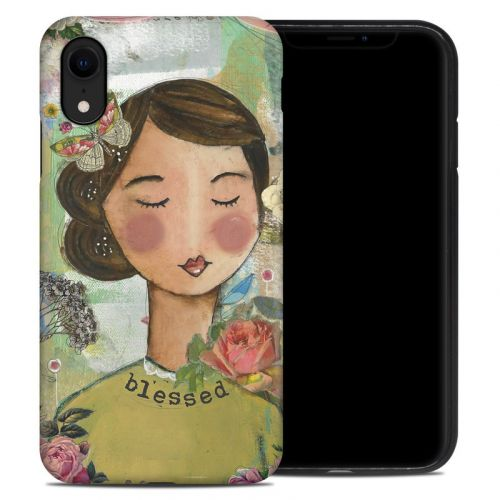 Grateful Soul iPhone XR Hybrid Case