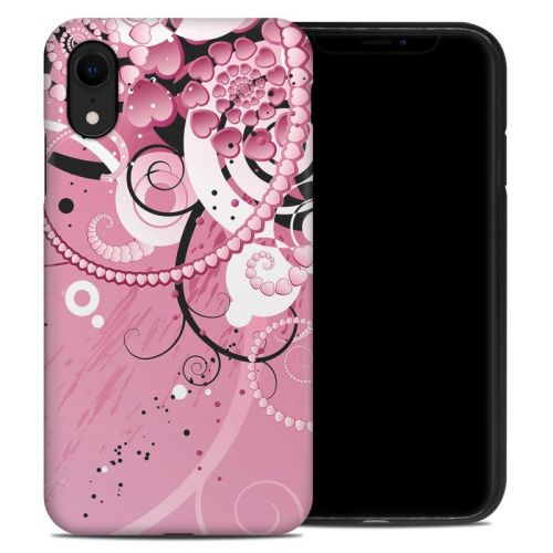 Her Abstraction iPhone XR Hybrid Case
