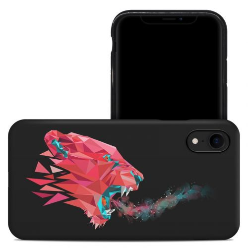 Lions Hate Kale iPhone XR Hybrid Case