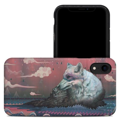 Lone Wolf iPhone XR Hybrid Case