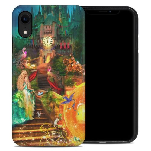 Midnight Fairytale iPhone XR Hybrid Case