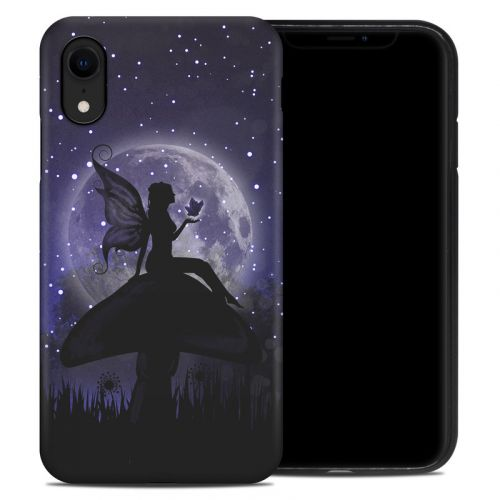 Moonlit Fairy iPhone XR Hybrid Case