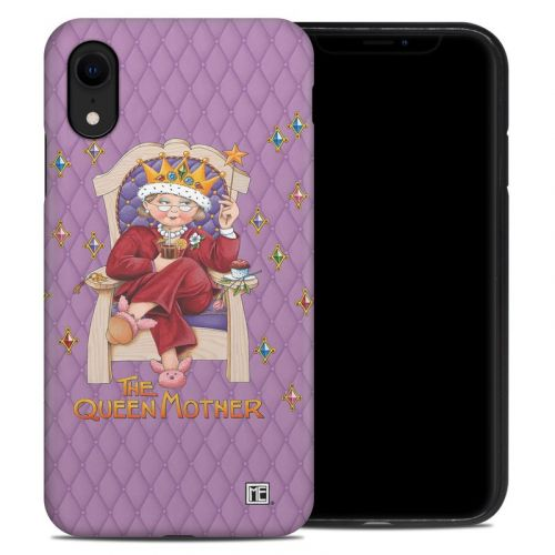 Queen Mother iPhone XR Hybrid Case