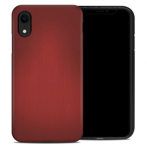 Red Burst iPhone XR Hybrid Case
