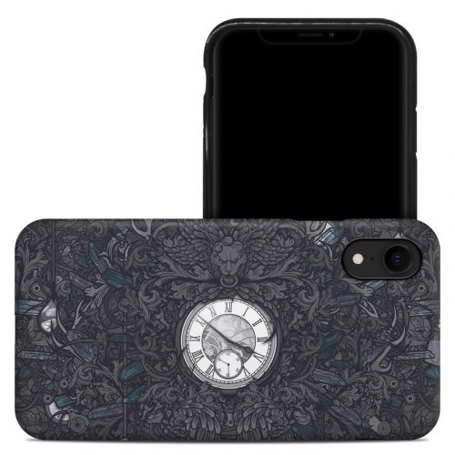Time Travel iPhone XR Hybrid Case
