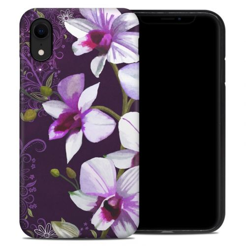 Violet Worlds iPhone XR Hybrid Case
