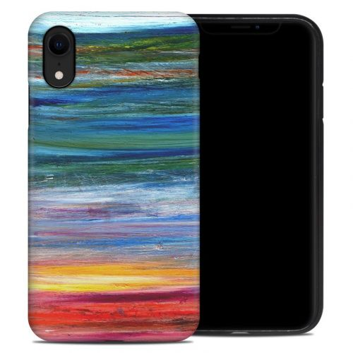 Waterfall iPhone XR Hybrid Case