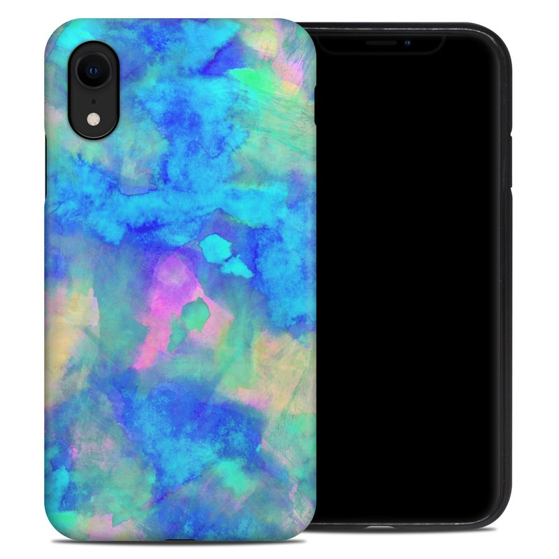 new arrival 8307a 55aa9 Electrify Ice Blue iPhone XR Hybrid Case