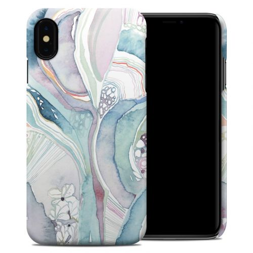 Abstract Organic iPhone XS Max Clip Case