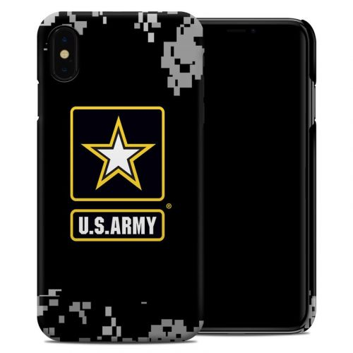 Army Pride iPhone XS Max Clip Case