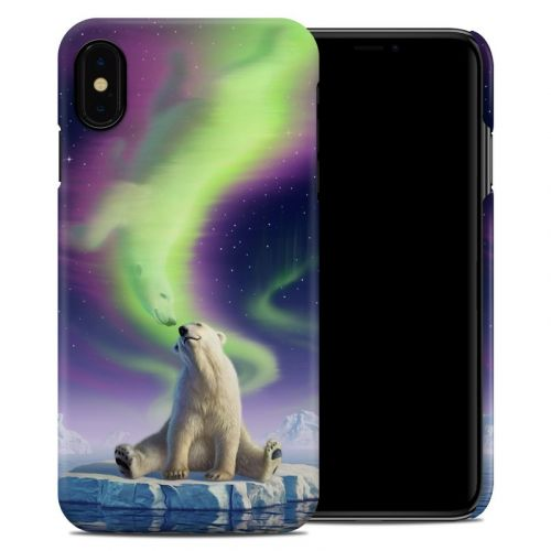 Arctic Kiss iPhone XS Max Clip Case