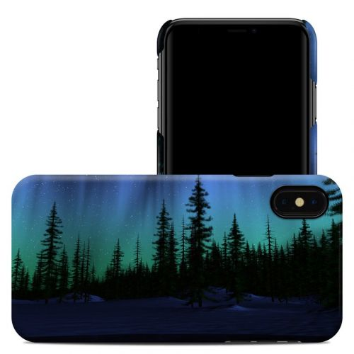 Aurora iPhone XS Max Clip Case