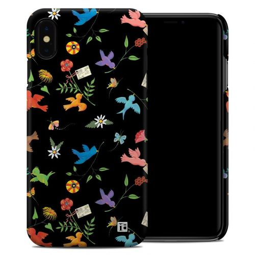 Birds iPhone XS Max Clip Case