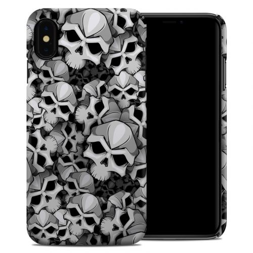 Bones iPhone XS Max Clip Case