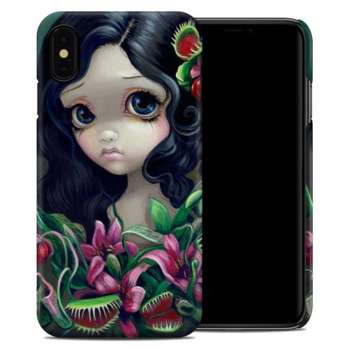 Carnivorous Bouquet iPhone XS Max Clip Case