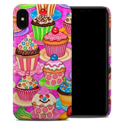 Cupcake iPhone XS Max Clip Case