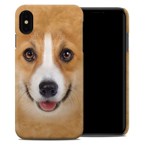 Corgi iPhone XS Max Clip Case