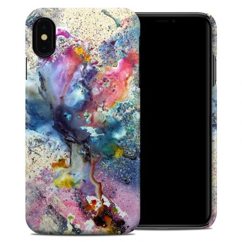 Cosmic Flower iPhone XS Max Clip Case