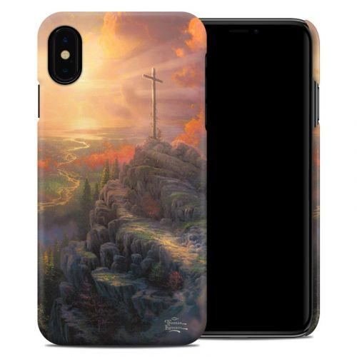 The Cross iPhone XS Max Clip Case
