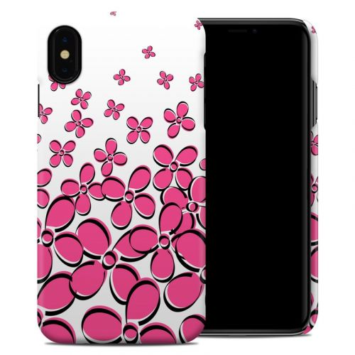 Pink iPhone XS Max Clip Case