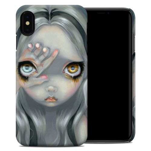 Divine Hand iPhone XS Max Clip Case