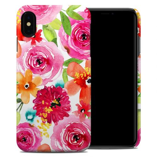 Floral Pop iPhone XS Max Clip Case
