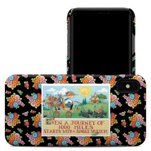Forty Year Journey iPhone XS Max Clip Case