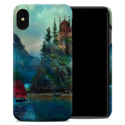 Journey's End iPhone XS Max Clip Case