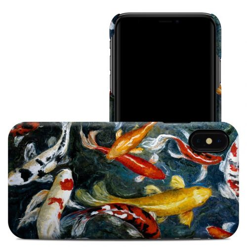 Koi's Happiness iPhone XS Max Clip Case