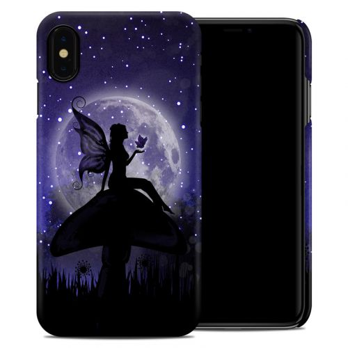Moonlit Fairy iPhone XS Max Clip Case