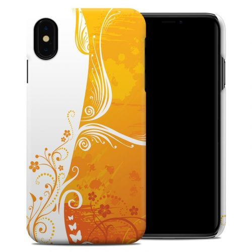 Orange Crush iPhone XS Max Clip Case