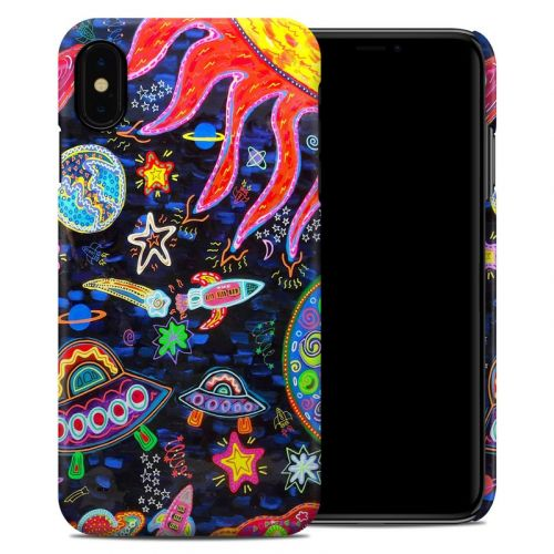 Out to Space iPhone XS Max Clip Case