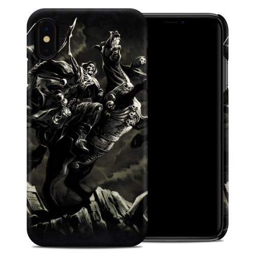Pale Horse iPhone XS Max Clip Case