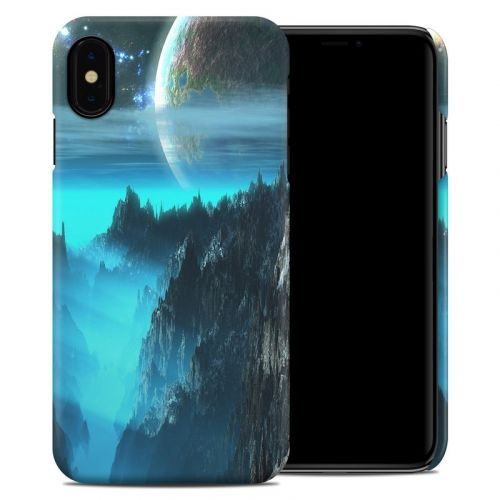 Path To The Stars iPhone XS Max Clip Case