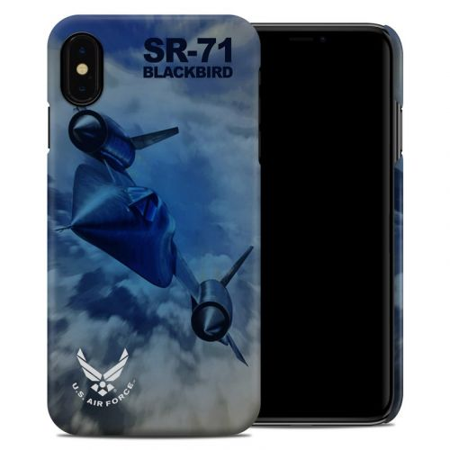 Blackbird iPhone XS Max Clip Case