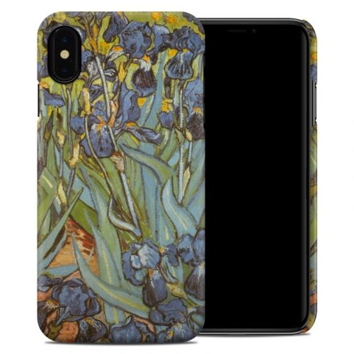 Irises iPhone XS Max Clip Case